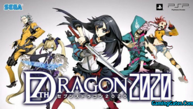 7th Dragon 2020 PSP PPSSPP