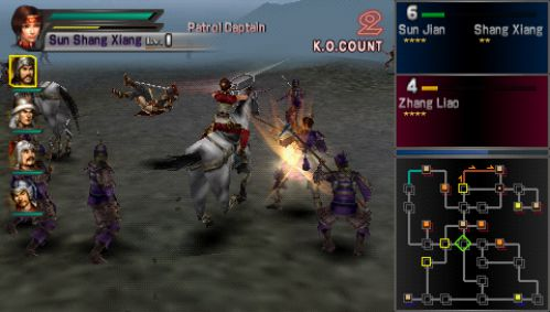 download the warriors ppsspp high compressed