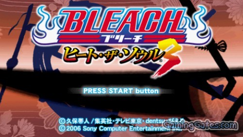 Bleach Heat The Soul 3 Jpn Psp Iso High Compressed Gaming
