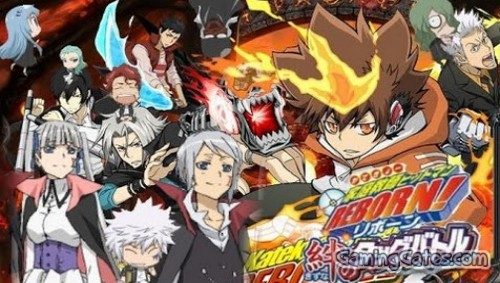 Kizuna No Tag Battle PSP PPSSPP