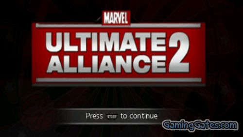 Marvel Ultimate Alliance 2 Usa Psp Iso High Compressed Gaming