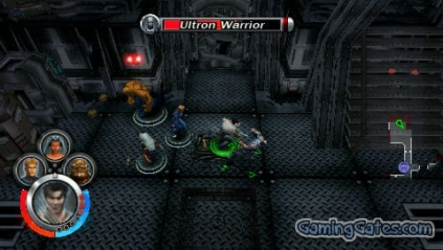 Marvel Ultimate Alliance Usa Psp Iso High Compressed Gaming