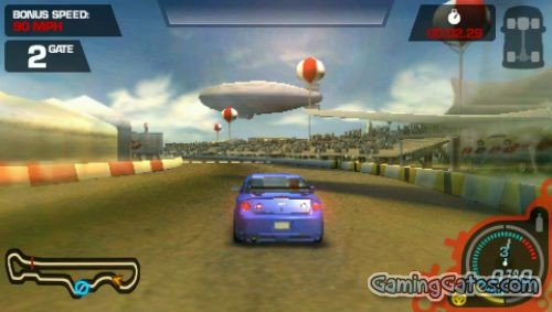 Need for Speed: ProStreet (USA) PSP ISO High Compressed - Gaming Gates