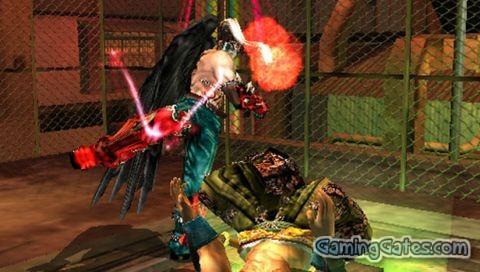 Tekken Dark Resurrection Usa Psp Iso High Compressed Gaming