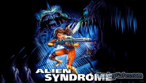 alien syndrome usa psp iso high compressed gaming gates