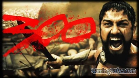 300 March To Glory Usa Psp Iso High Compressed Gaming Gates