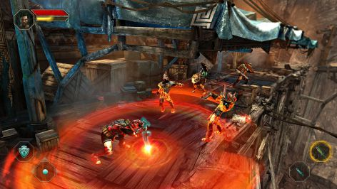 godfire rise of prometheus apk+data highly compressed