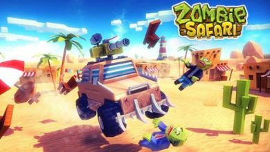 download Zombie Offroad Safari mod apk