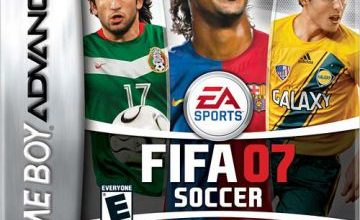 download FIFA 07 Soccer gba