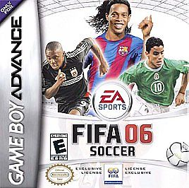 download FIFA Soccer 06 gba