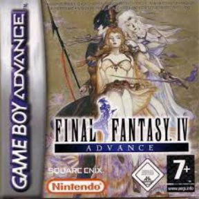 download Final Fantasy IV Advance gba