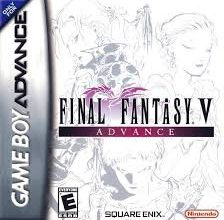 download Final Fantasy V Advance gba