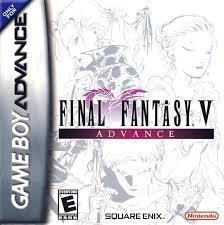 download Final Fantasy V Advance gba