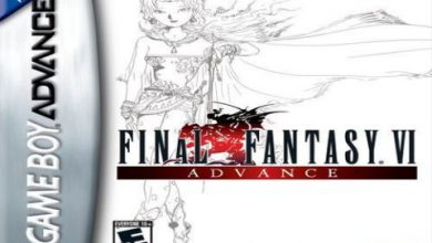 download Final Fantasy VI Advance gba