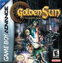 download Golden Sun The Lost Age gba
