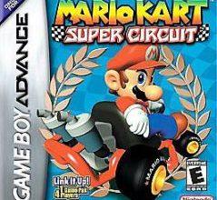 download Mario Kart Super Circuit gba
