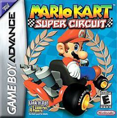 download Mario Kart Super Circuit gba