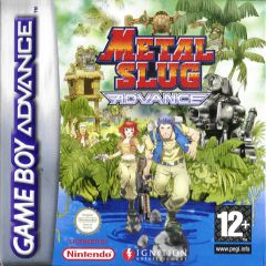 download Metal Slug Advance gba