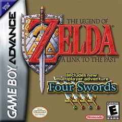 download The Legend of Zelda A Link to the Past gba
