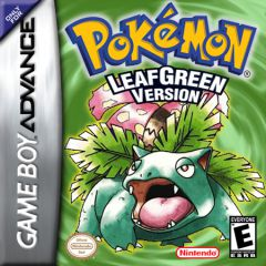 download pokemon leaf green gba