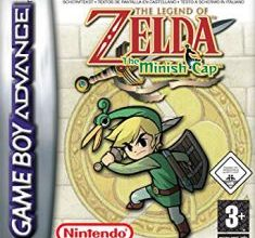 download the legend of zelda the minish cap gba