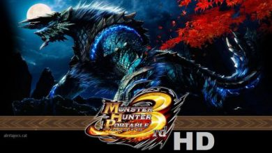 Monster Hunter Portable 3rd HD ver PSP English Patch