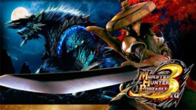 Monster Hunter Portable 3rd PSP English Patch