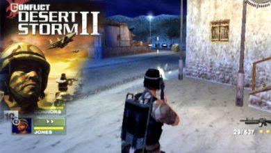 Conflict Desert Storm 2 PS2 ISO