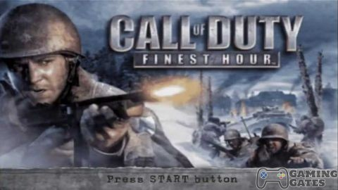 cod finest hour