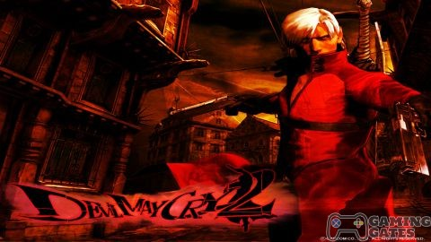 Devil May Cry 2 (USA) PS2 ISO High Compressed - Gaming Gates