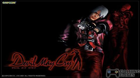 Devil May Cry Usa Ps2 Iso High Compressed Gaming Gates Free