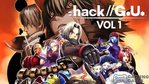 dot hack gu vol 1