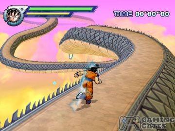 Dragon Ball Z: Infinite World (USA) PS2 ISO High Compressed