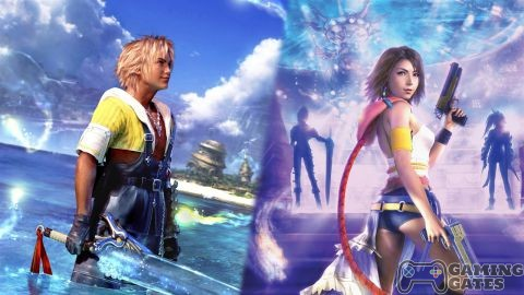 Final Fantasy X (USA) PS2 ISO High Compressed - Gaming Gates