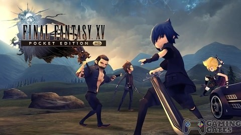 FINAL FANTASY XV POCKET EDITION MOD