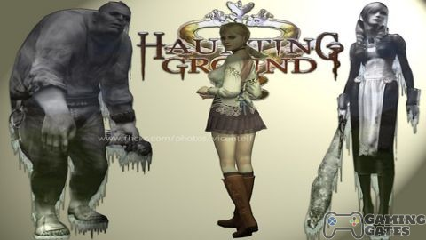 haunting ground ps2
