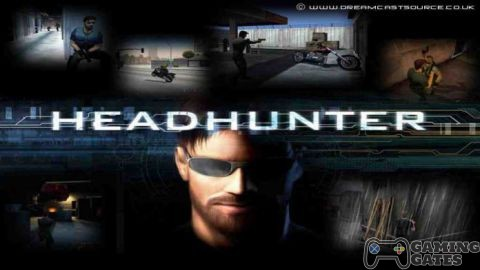 Headhunter (USA) PS2 ISO High Compressed - Gaming Gates