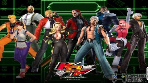 The King of Fighters Maximum Impact