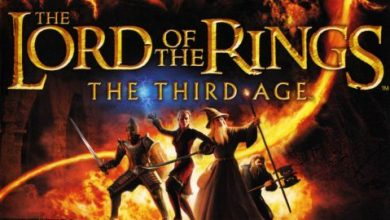 The Lord of the Rings The Third Age