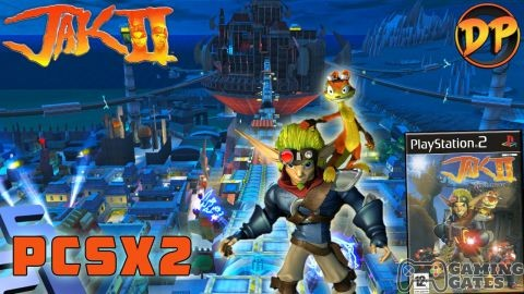 Jak II (USA) PS2 ISO High Compressed - Gaming Gates